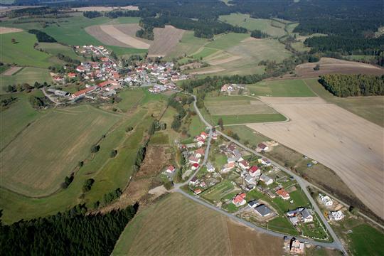 Život v zeleném srdci Česka