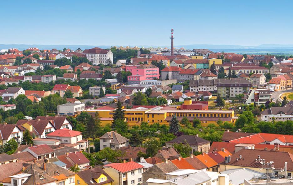 Krásy Moravských Budějovic