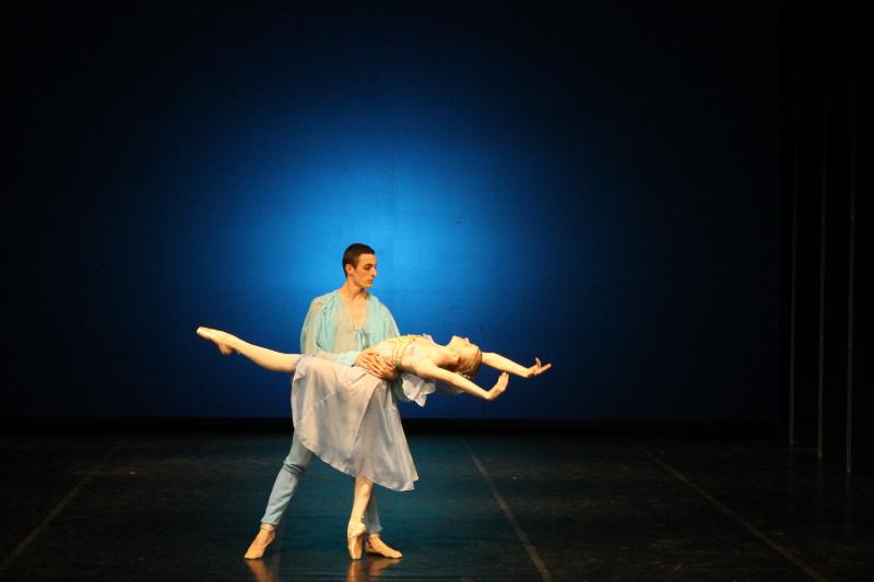 Práce tanečníka není pro každého