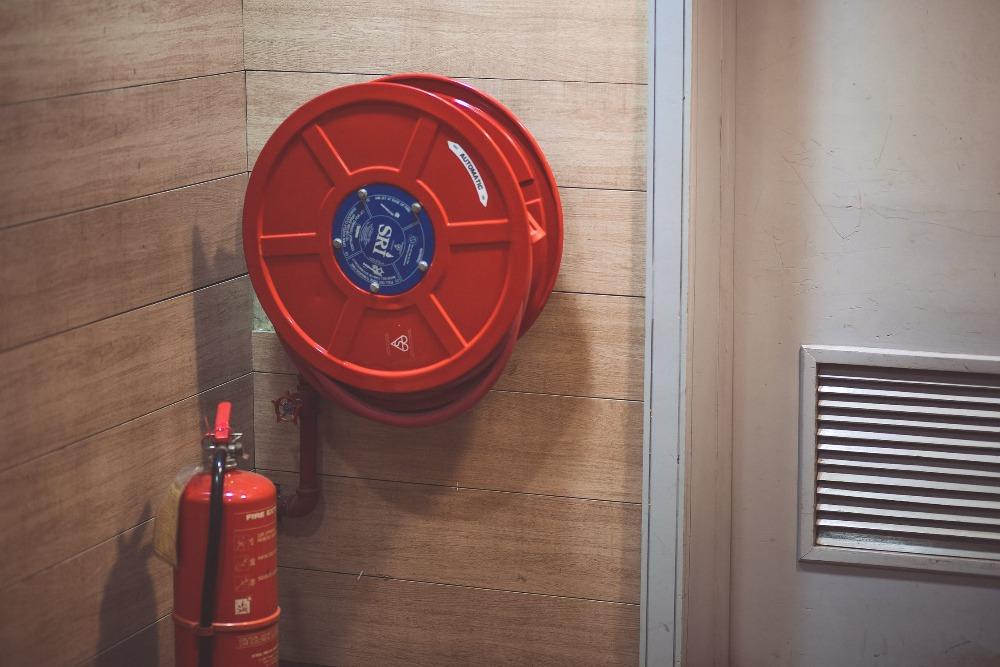 Není hasicí přístroj jako hasicí přístroj