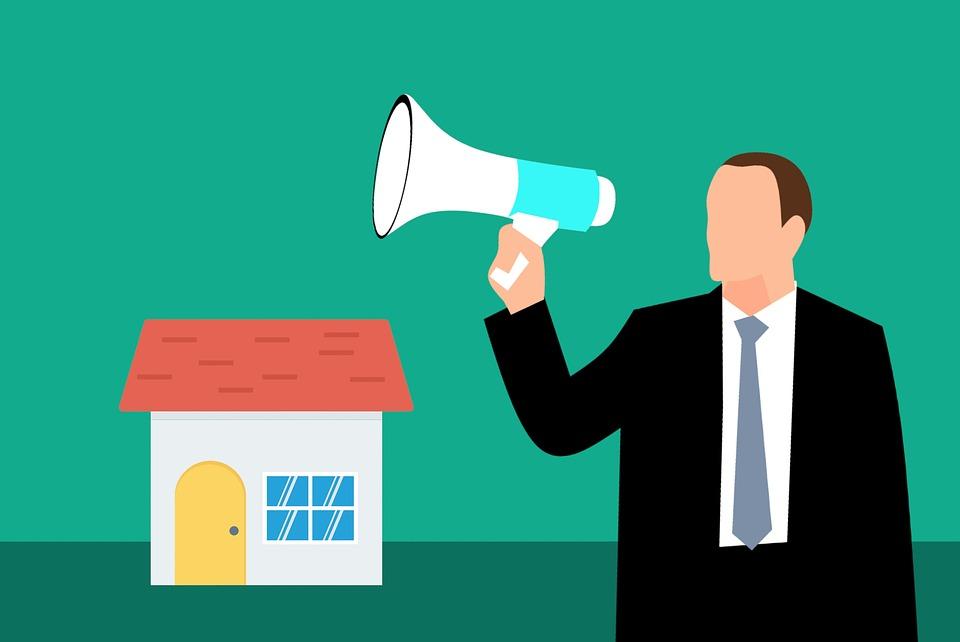 Draží se nemovitosti, podniky i věci