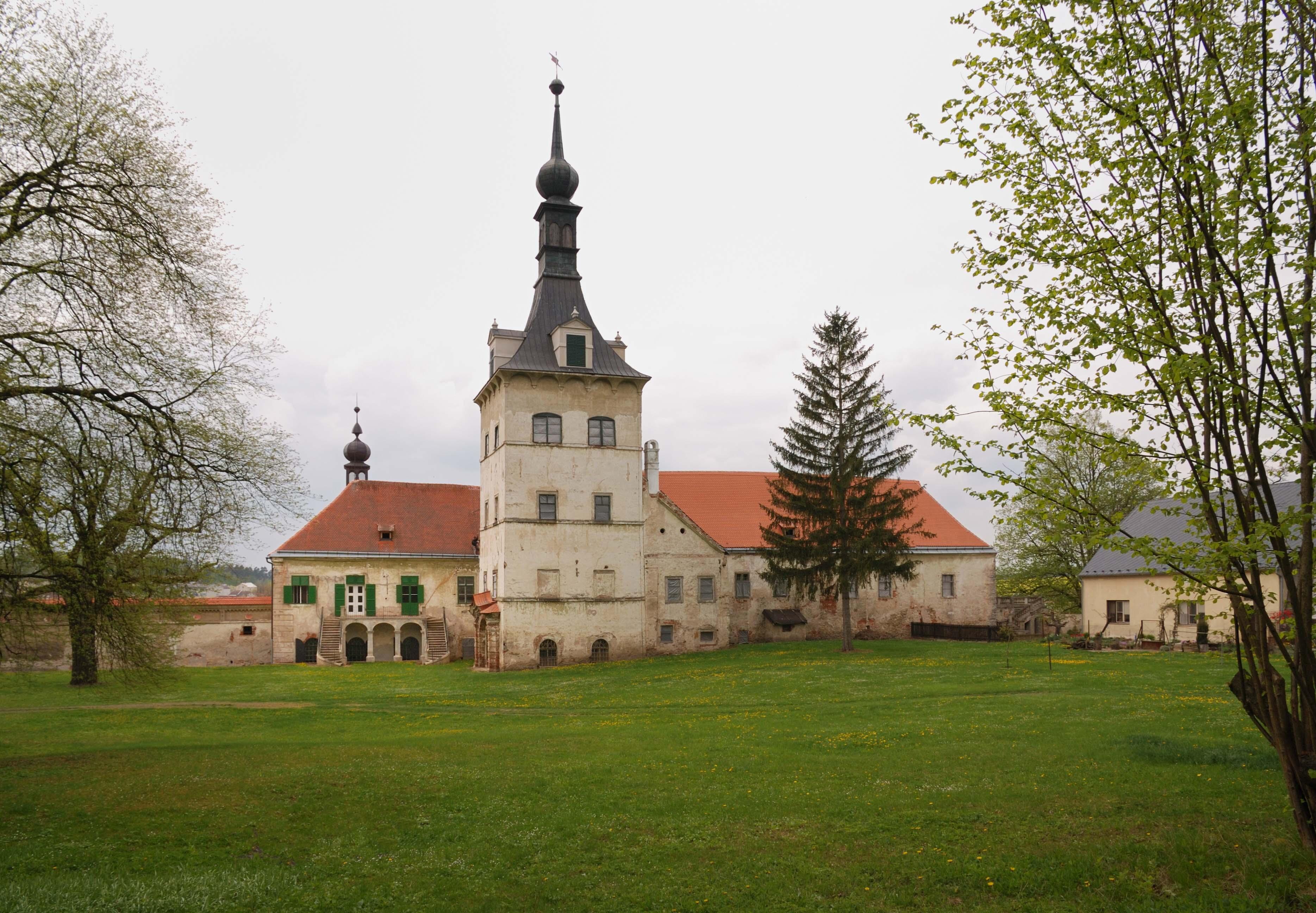 Česko, země hradů a zámků