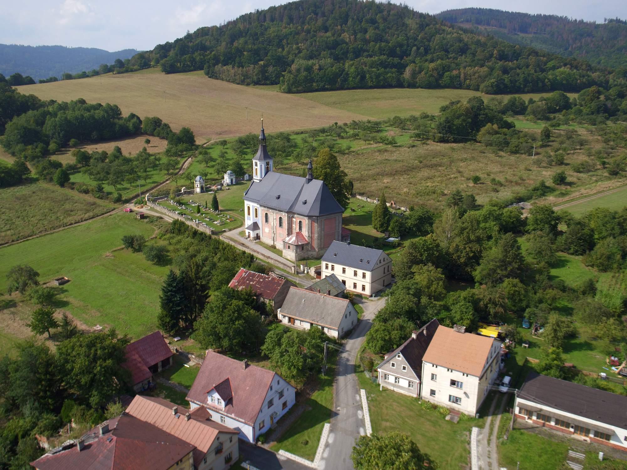 Bohem zapomenutý kraj na Polské hranici