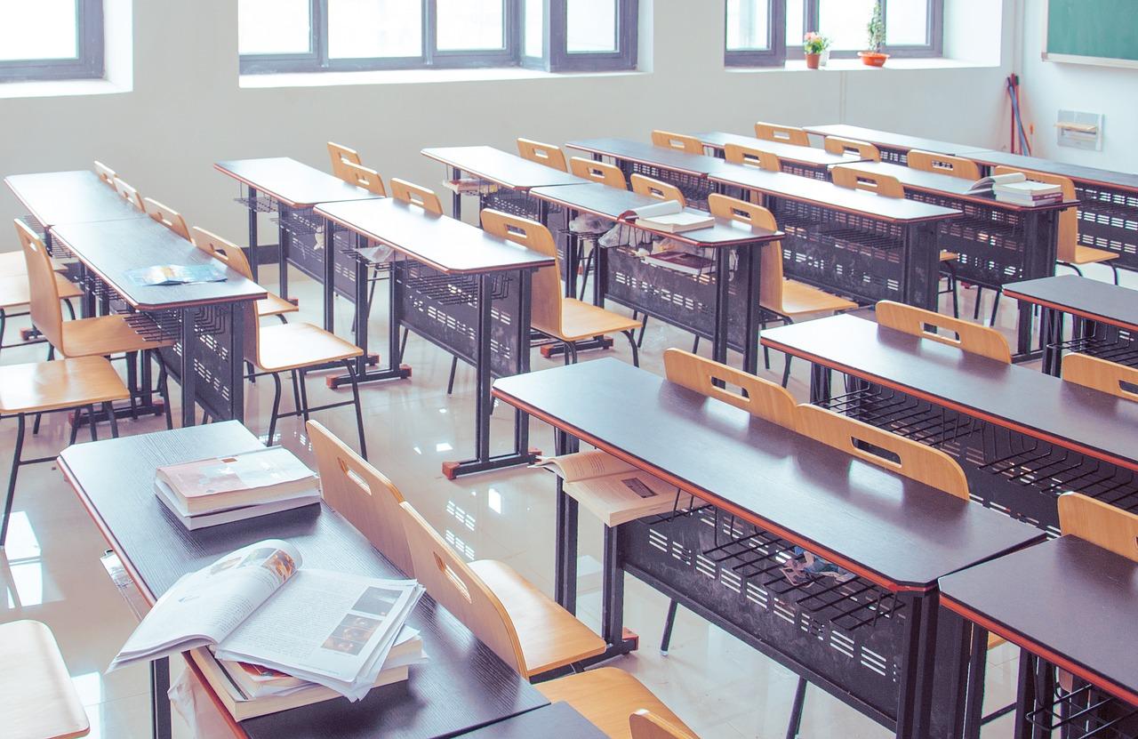 Čtyři školy v jedné budově