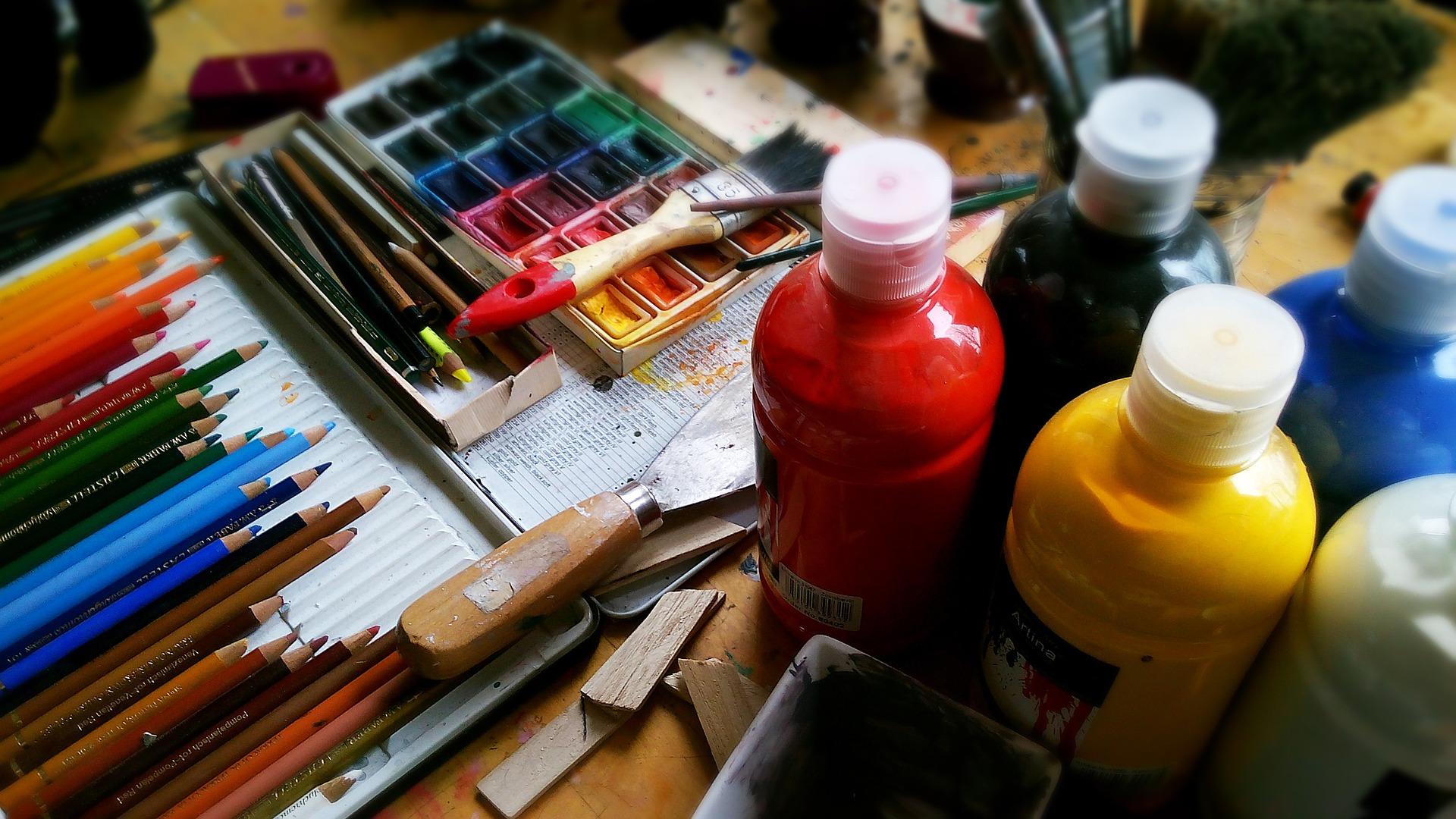 ZUŠky jsou branou k umění pro děti