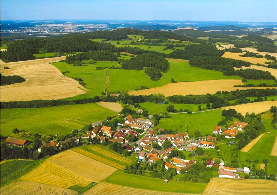 Na jihu Čech, pod Mladotickým vrchem