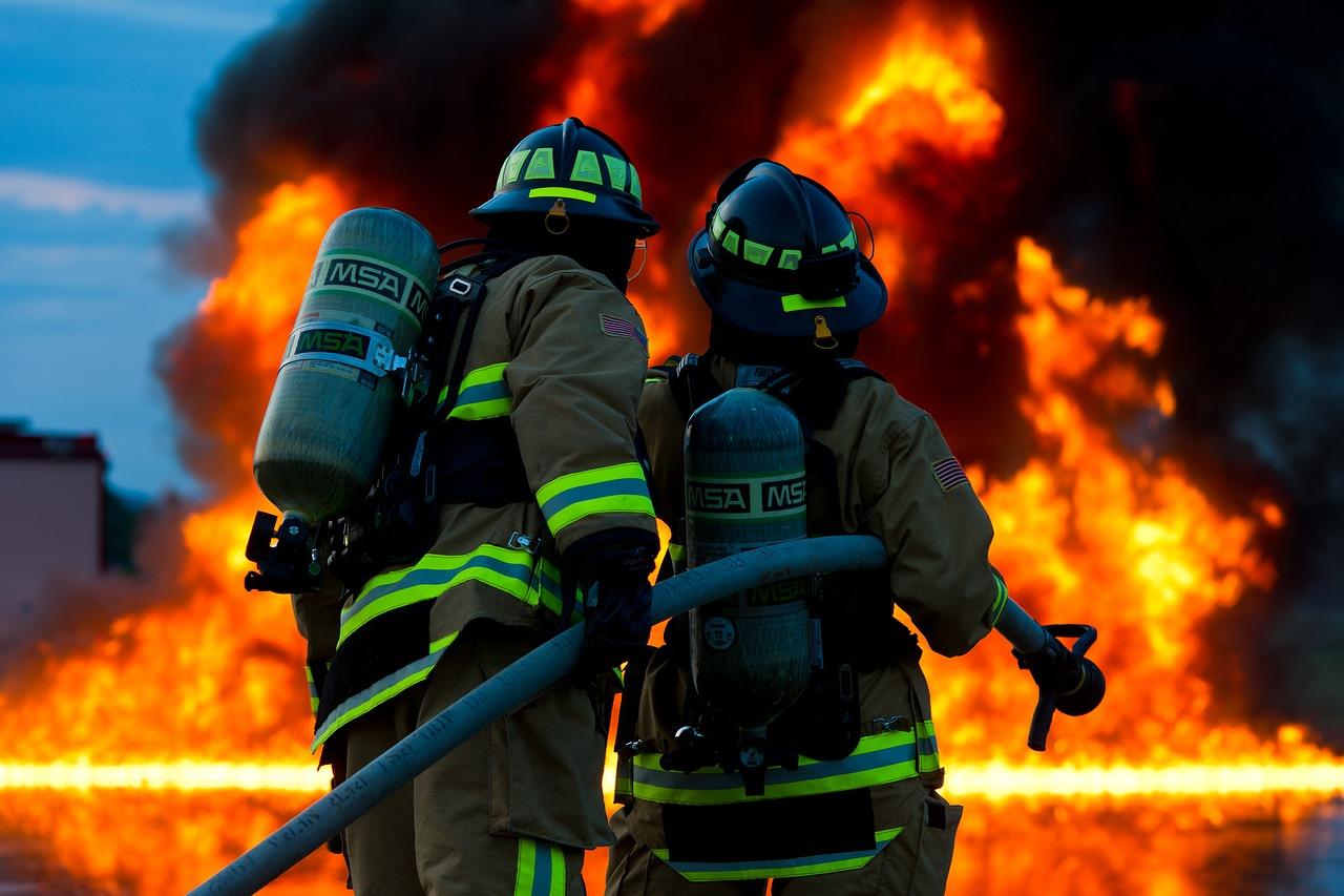 Snili jste, že se stanete hasičem? Přidejte se k dobrovolníkům