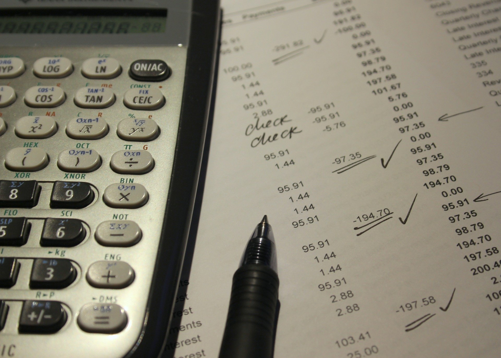 Účetní servis pro ostravské firmy