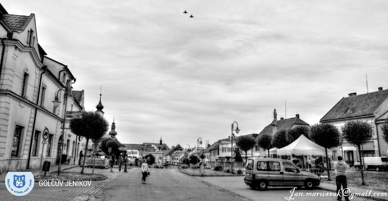 Cesta do středu Česka