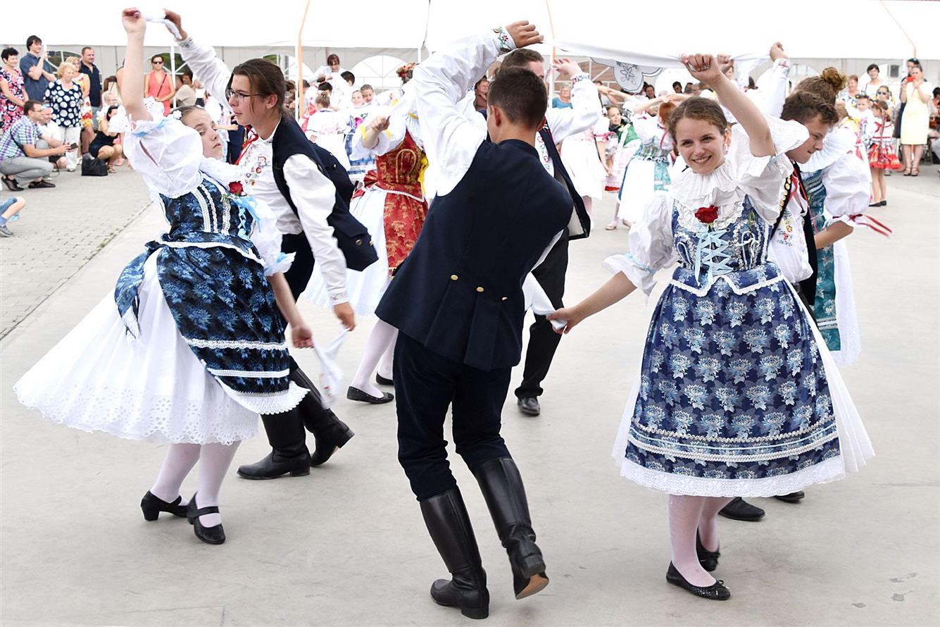 Lidové tradice a hody můžete zažít i na Brněnsku