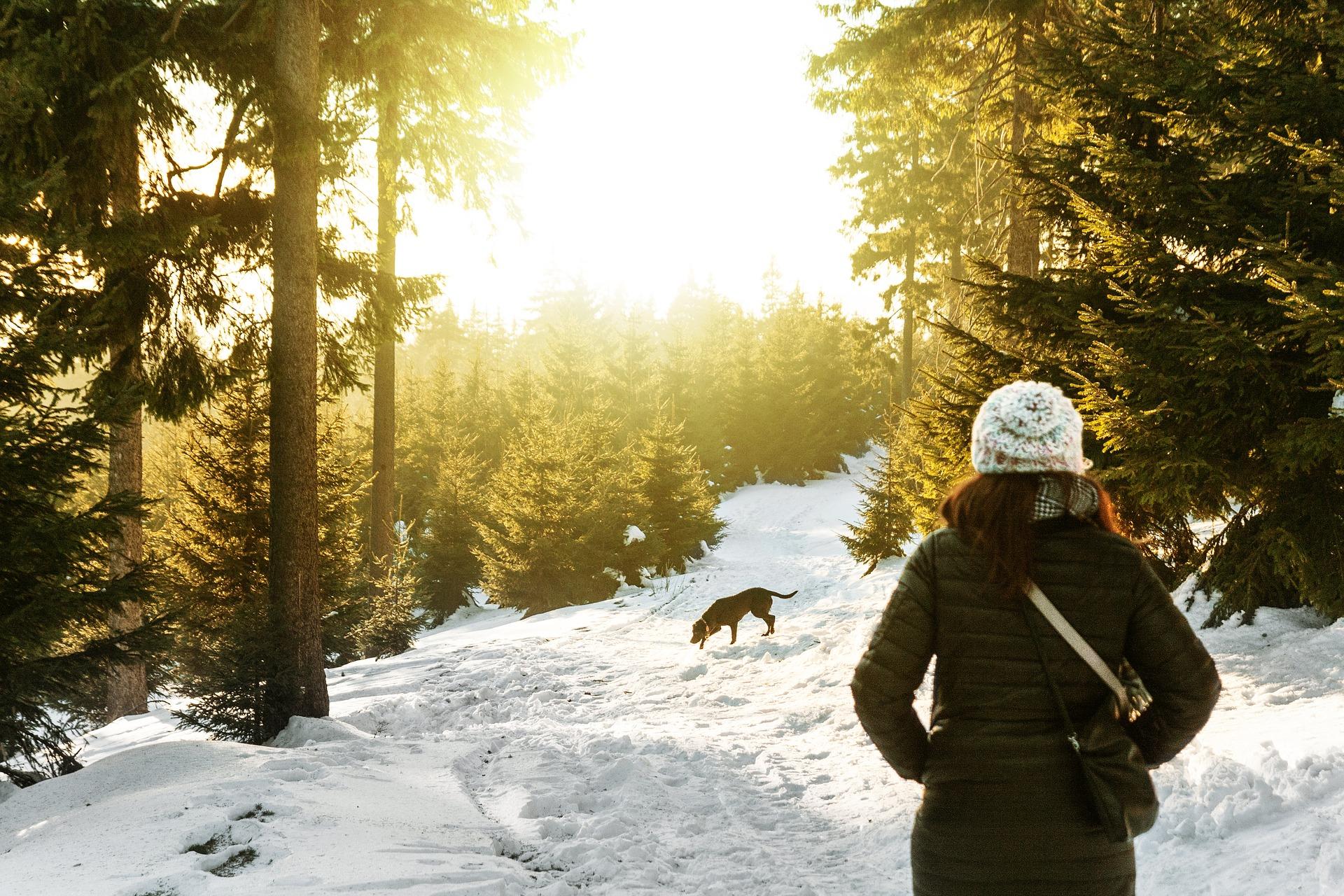 Pod sněhem i známé trasy znevšední