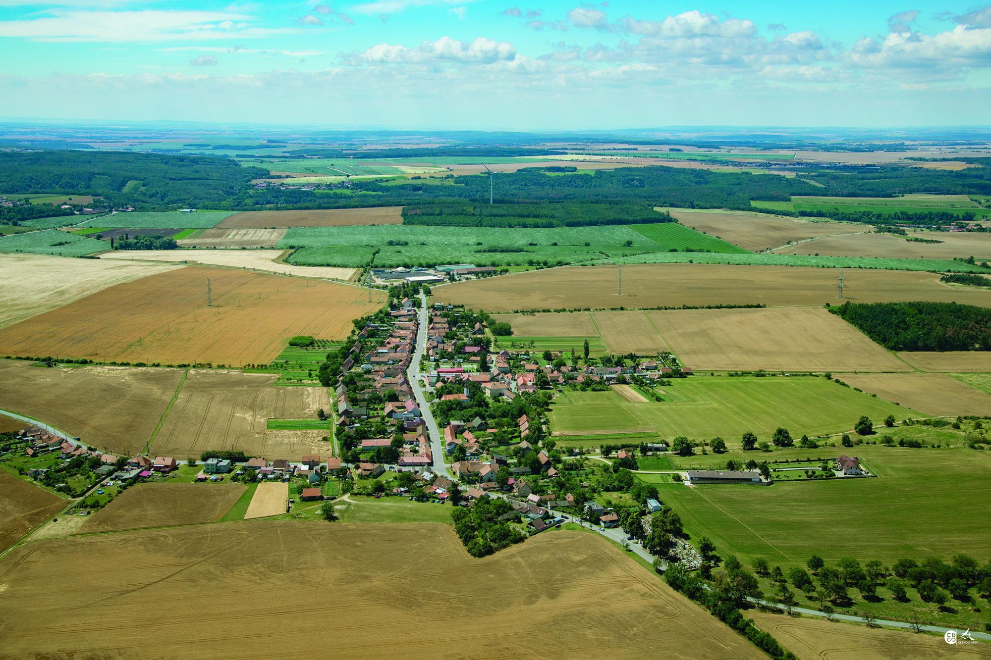 Každá obec má svoji legendu. Proč jsou Dubňany Horní a Dolní?